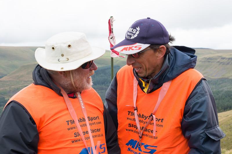 John T and Jose Luis