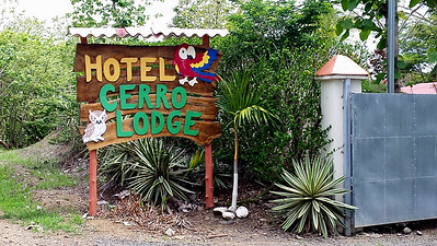 Tarcoles & Carara, Cerro Lodge