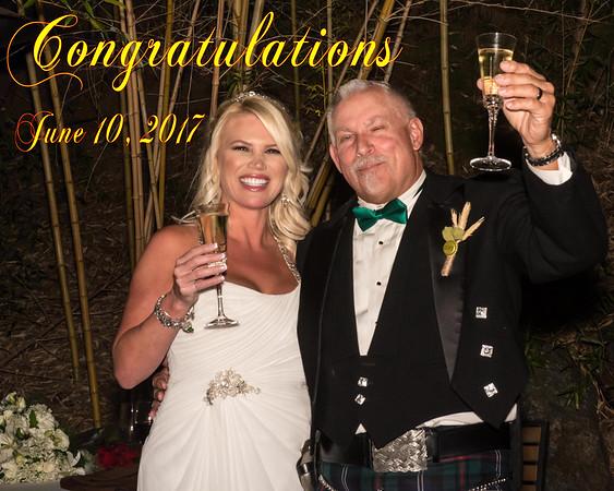 Mike & Jeni Wedding Day