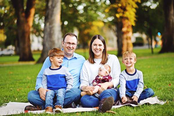 Wood Family - Fall 2019