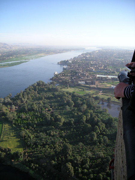 Nile River view