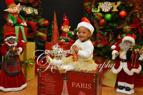 Kai'Lani Pegross  Christmas 2015