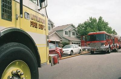 Ascott Avenue House Fire