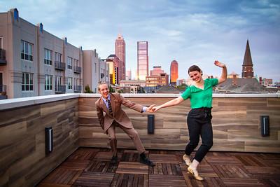 Kerry & Viktor Dancing