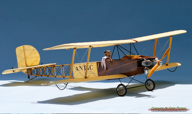 Antic Biplane