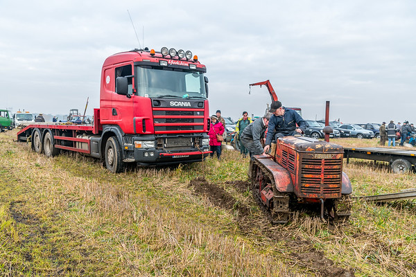 North Notts Ploughing Match 18.02.2018