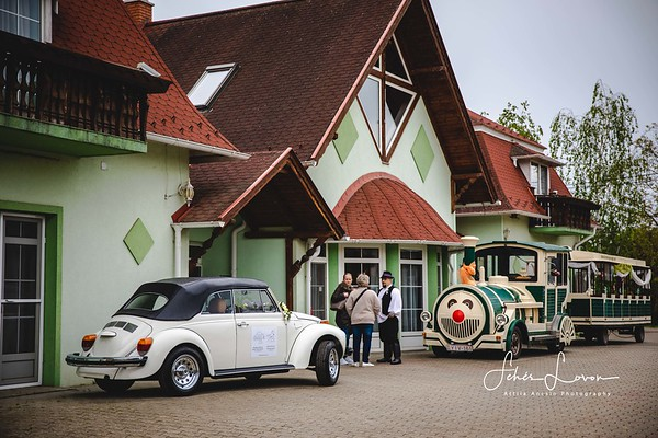 Békástó Diósjenő - Esküvői nyílt nap - 2019.04.28