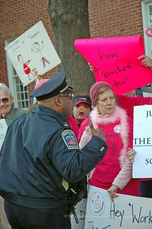 Pro Union Rally Annapolis 2011
