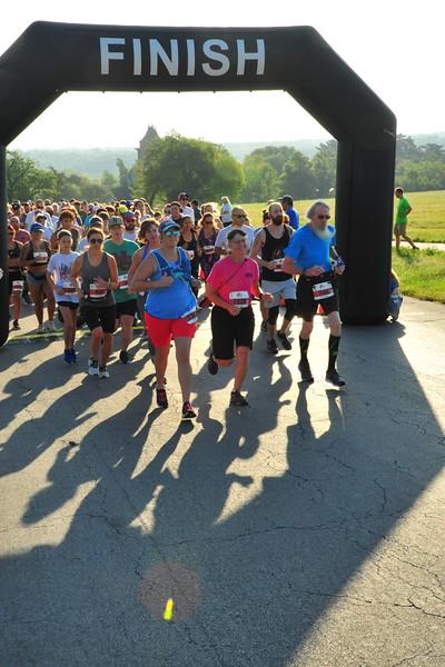 4 Mile Start