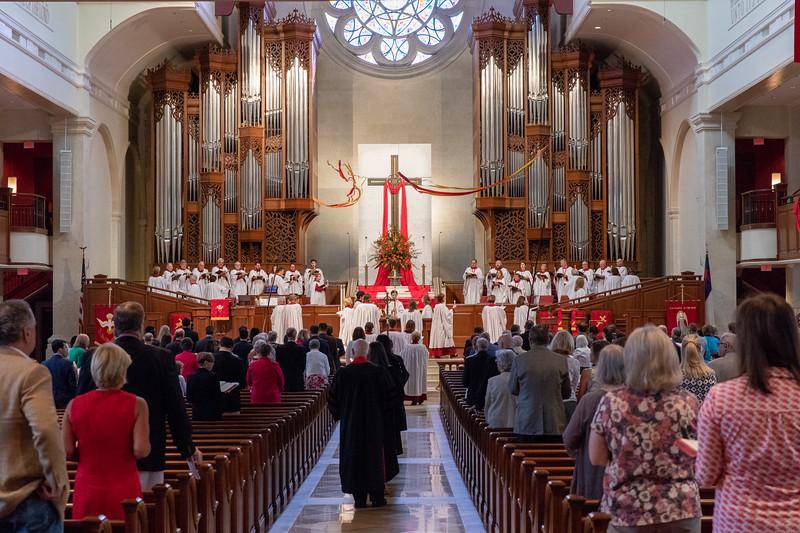 05.20 Sunday - Pentecost