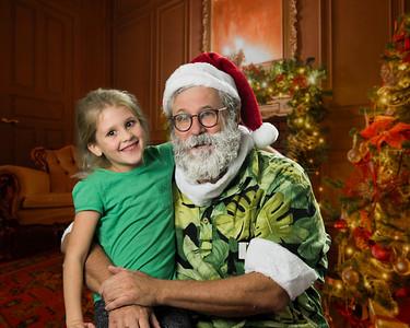 18Dec16 Portland Santa