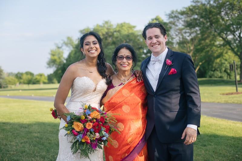 LeCapeWeddings Chicago Photographer - Renu and Ryan - Hilton Oakbrook Hills Indian Wedding -  871.jpg