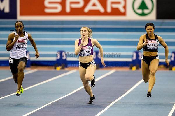 British Indoor Athletics Championships Day 1 9th Feb 2019