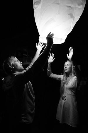 Lauren + Crafton Wedding Showers