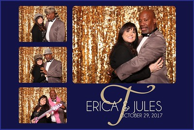 Erica and Jules - The Springs Katy - 10.29.2017