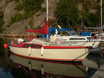 Segling med Bertil 2006