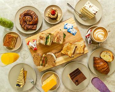 The Belgian Chocolate Café