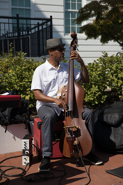 Herman Burney. photo by Bruce Allen. LIFT Jazz Brunch