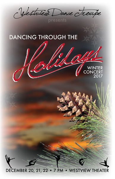 Dancing Through the Holidays Winter Concert 2017
