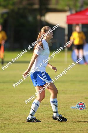 Girls 16U - Albion Hurricanes FC vs FASA Impact Premier