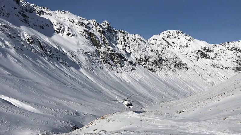 Heli-Ski New Zealand Videos - Lift Off.mp4