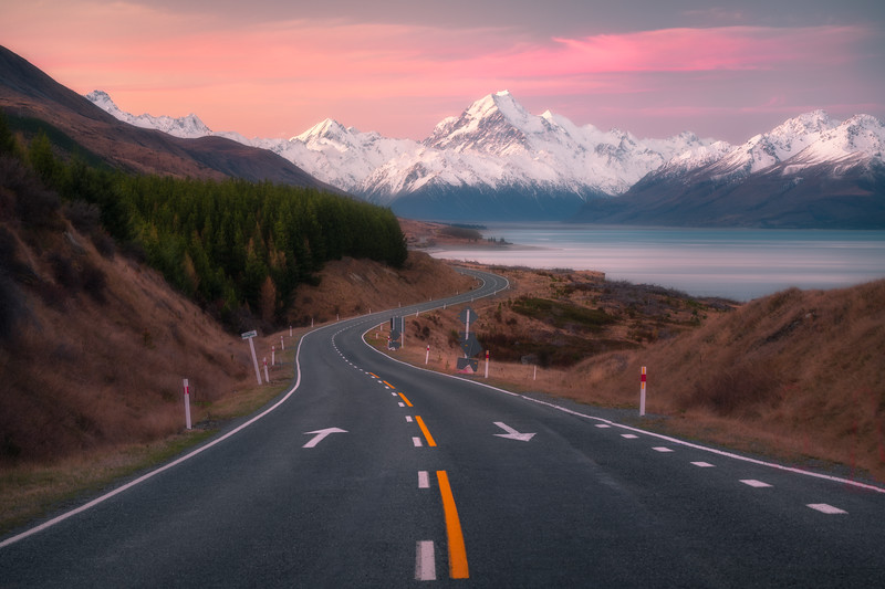 Seize the Dream || Mt. Cook Road