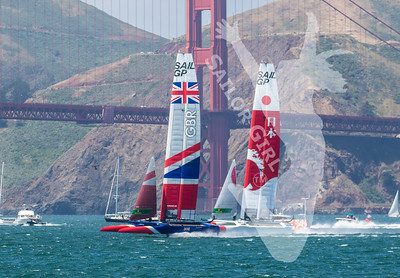 SailGP San Francisco 2019