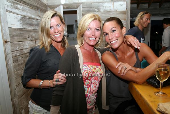 Betsy Crowley, Jeanne Corn, Corolyn Melillo