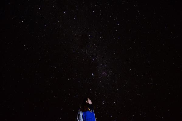 Milky Way Portraits