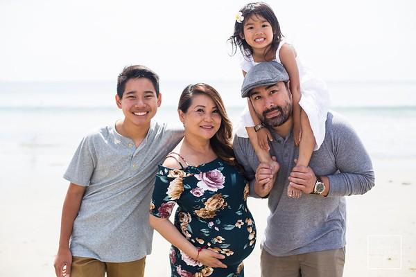 Villalon Family Beach Shoot