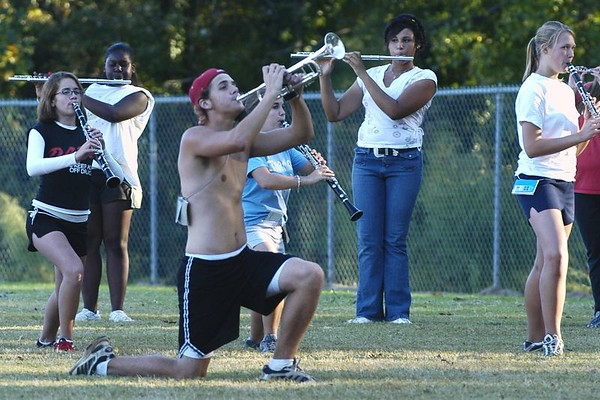 2003-10-16: After-School Practice