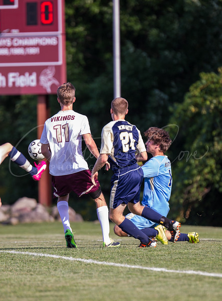 Pittsford Surtherland Varsity vs Mendon 9-8-14