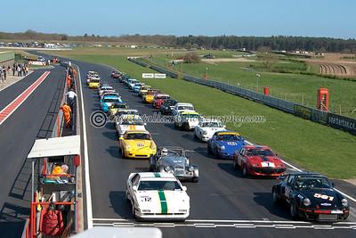 CSCC Snetterton 9-10 April 11