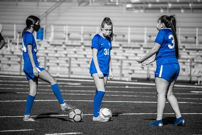 Lady Highlanders Soccer 2021
