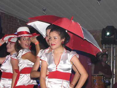 Gaitas en Festival San Luis