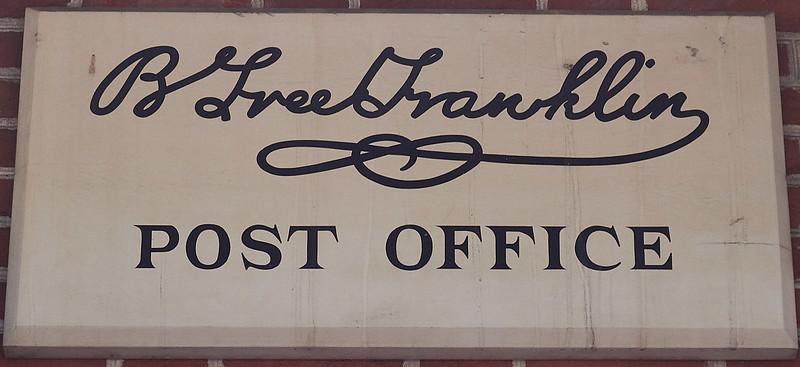 Original Post Office, Philadelphia
