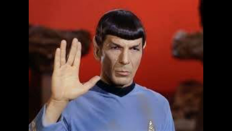RIP Spock, Value Well and Prosper