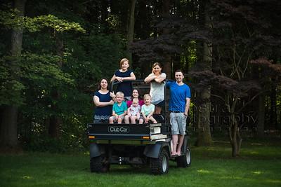 Betsy & Denny's Family