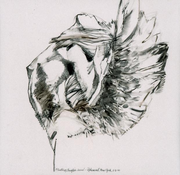 Floating Angel #18 (2000)