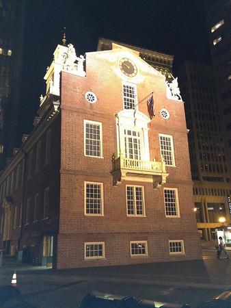 Boston August 2012
