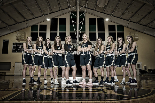 Lady Knights Varsity Team Photos