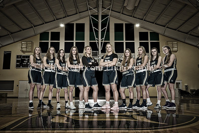 Girls Basketball 2018