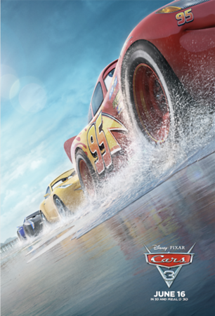 Meet the new vehicles driving up for CARS 3