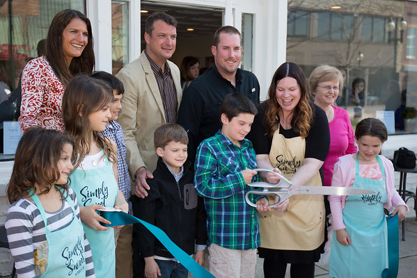Opening Simply Sweet Bakery downtown Petoskey