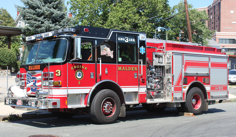 Engine 3  2010 Pierce Arrow  1500/750
