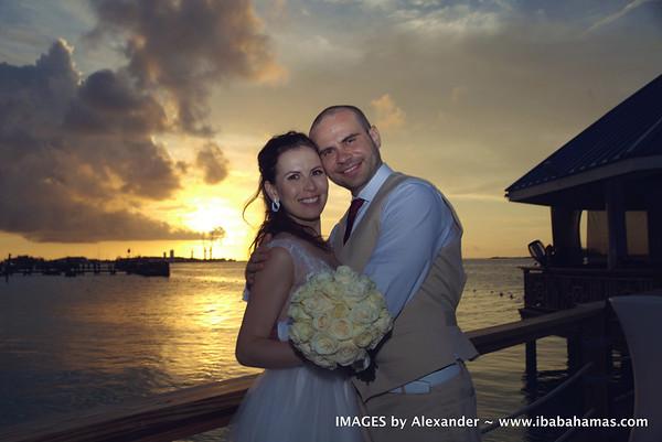 Katie & Nick | Destination Wedding | Nassau, Bahamas