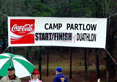 Camp Partlow Duathlon 3-14-09