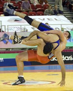 Wrestling,  2005 World Championships
