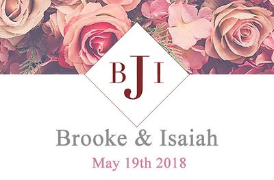 Brooke & Isaiah