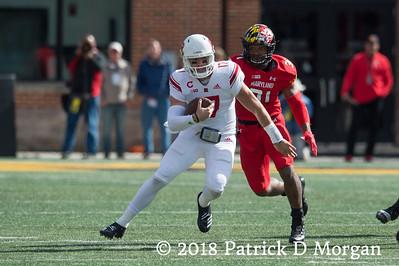 Rutgers v Maryland 10-13-2018